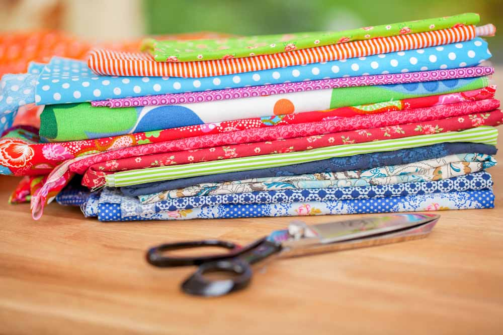 leftovers sewing projects