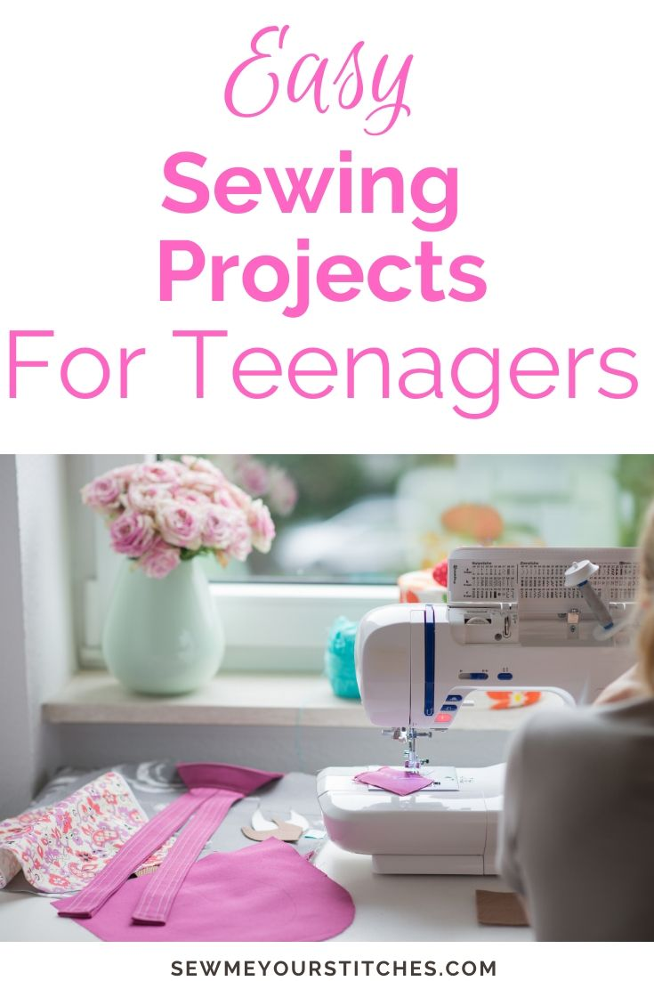 teen sewing projects