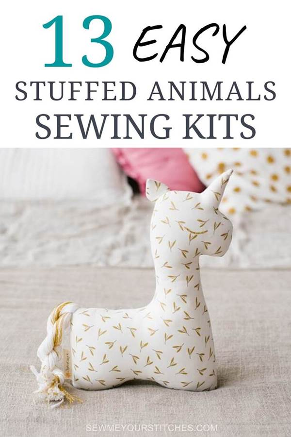 Best stuffed animal sewing kits