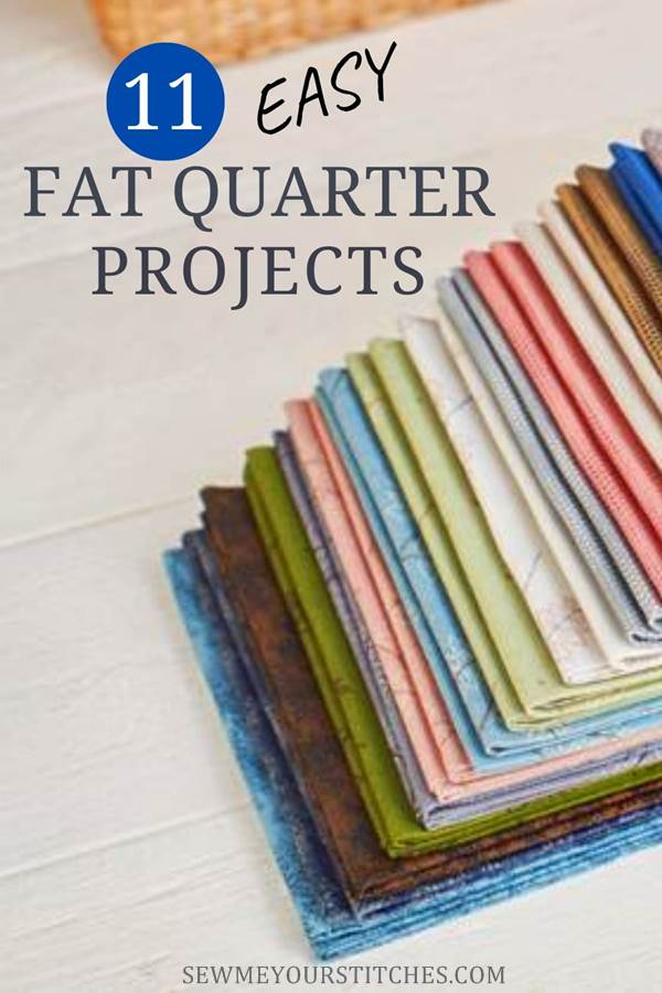 easy fat quarter projects